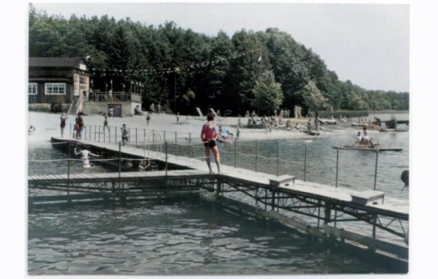 Archiwalne pokolorowane zdjęcia Sępólna Krajeńskiego