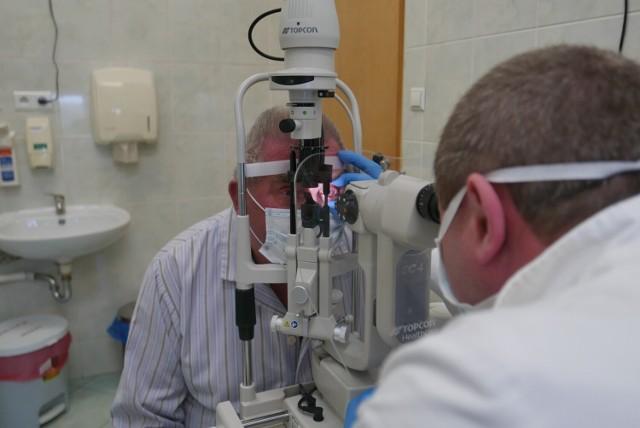 Oddział okulistyczny wzbogaci się o nowoczesny mikroskop. Szpital przygotowuje przetarg na specjalistyczne urządzenie