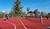 Nowoczesne boisko wielofunkcyjne z kortem tenisowym powstało przy szkole w Wojsławicach. Zobacz zdjęcia