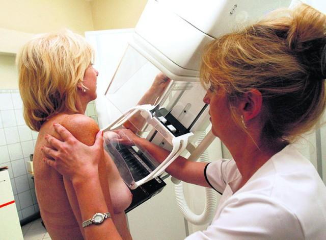 Bezpłatne badania w Chorzowie: mammografia i cytologia.