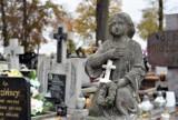 Nekropolie w Kaliszu. Cmentarz Tyniecki ZDJĘCIA