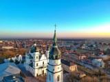 Malowniczy Chełm z drona. Zobacz niesamowite widoki miasta z innej perspektywy
