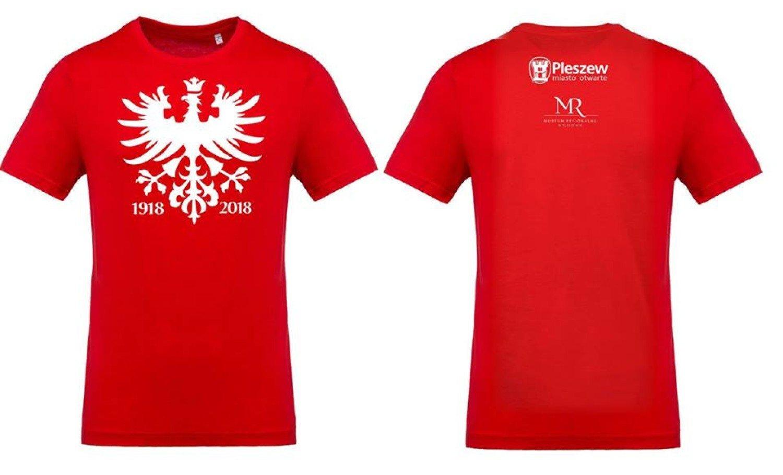 ab5bd9b94 Specjalne koszulki w Muzeum Regionalnym. Bądź dumy z dokonań przodków w  odzyskiwaniu przez Polskę upragnionej wolności