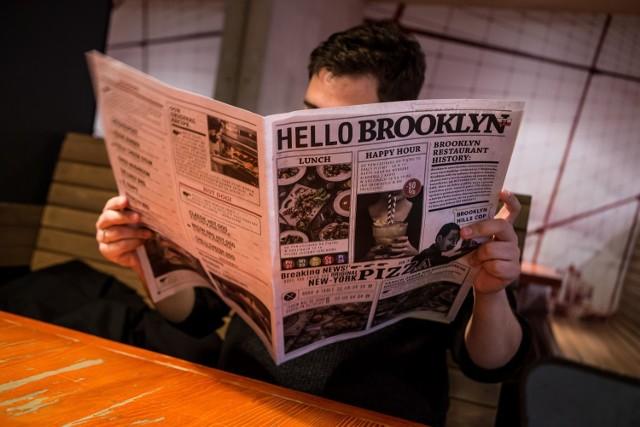 Brooklyn Bar & Restaurant - pomost między Warszawą a Nowym Jorkiem