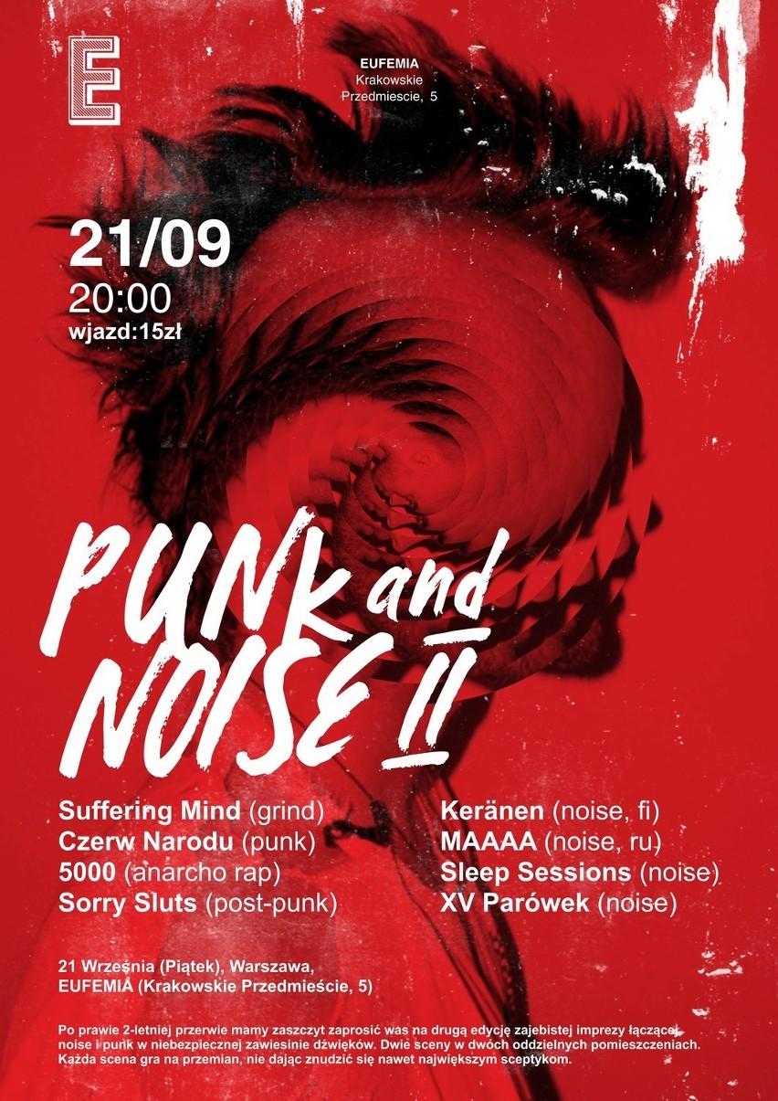Punk'n'Noise IISUFFERING MIND (punk, Lublin) To nie...