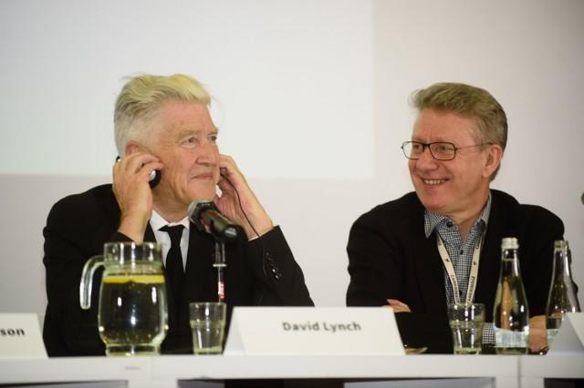 David Lynch i Marek Żydowicz
