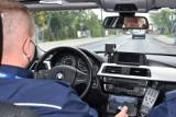 """Policjanci prowadzą akcję """"Kaskadowy pomiar prędkości"""""""