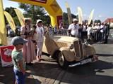 IV Rajd Samochodów Zabytkowych Szlakiem Zbąszyńskiego Kozła 2015 [Zdjęcia]