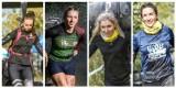 Piękne i mokre uczestniczki biegu Formoza Challenge Gdynia 2021. Panie pokazały charakter na plaży w Babich Dołach ZDJĘCIA