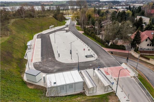 17 lipca zostanie otwarty węzeł przesiadkowy w Mydlnikach.