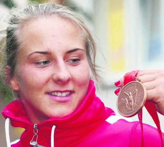 Ilona Omilusik zdobyła brązowy medal