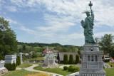 Kaszubski Park Miniatur w Stryszej Budzie - miejsce, gdzie w kilka minut można zwiedzić cały świat [GALERIA]