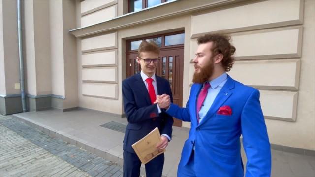 Uczniowie z I LO w Tarnowskich Górach udostępnili nowe wideo o... życiu szkolnym