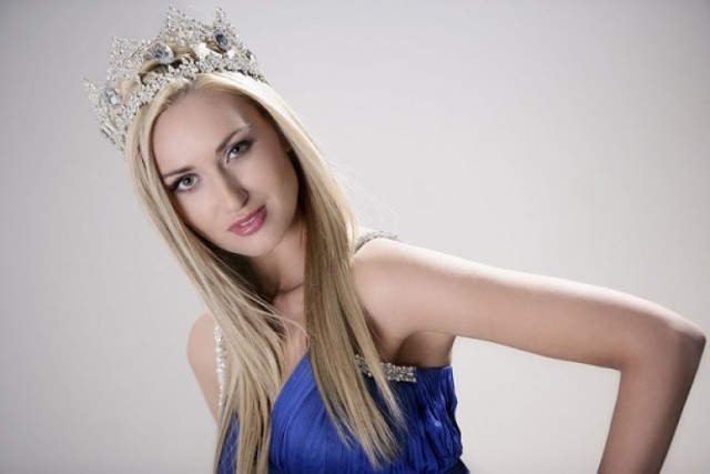 Zuzanna Brzezińska - Miss Polonia Województwa Łódzkiego 2010