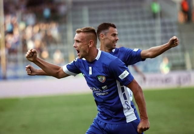 Dla Miedzianki bramkę strzelił Mateusz Piątkowski.