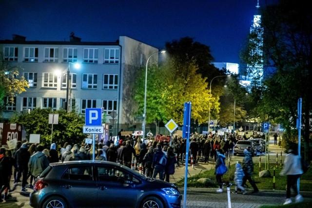Wieczorem w Białymstoku kolejny protest