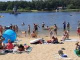 Upał! Opolanie ruszyli na kąpieliska. W Turawie są tłumy jak na nadmorskich plażach