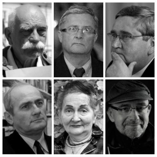 Piotrków, Wszystkich Świętych 2019: Wspominamy tych, którzy odeszli w ostatnim roku - znani zmarli w Piotrkowie