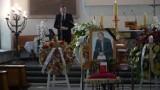 Pogrzeb Krzysztofa Czajkowskiego, byłego burmistrza Aleksandrowa Łódzkiego