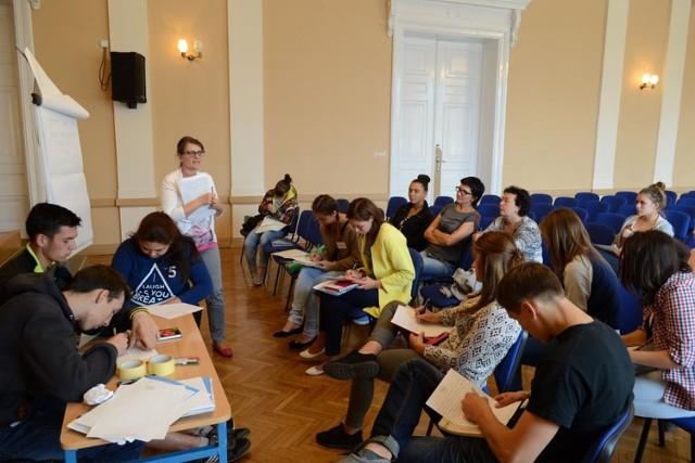 Młodzież z Polesska w obwodzie kaliningradzkim gościła w Brodnicy