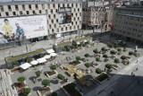 Przebudowa centrum Katowic: oto jak się zmienił rynek ZDJĘCIA