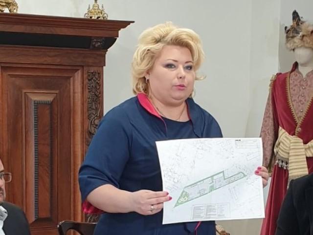 Ewa Kulikowska jest burmistrzem Sokółki od 2014 roku