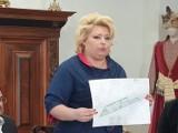 Łomżyńska prokuratura postawiła zarzuty Ewie Kulikowskiej burmistrz Sokółki oraz jej poprzednikowi