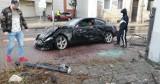 Mandat i punkty karne dla kierowcy BMW po kolizji w Słupsku