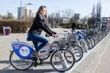 Znamy najpopularniejsze trasy i stacje wypożyczeń Veturilo w Warszawie. Padają kolejne rekordy