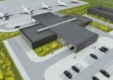 Nowy Terminal dla VIPów w Katowice Airport. Konior Studio [WIZUALIZACJE]