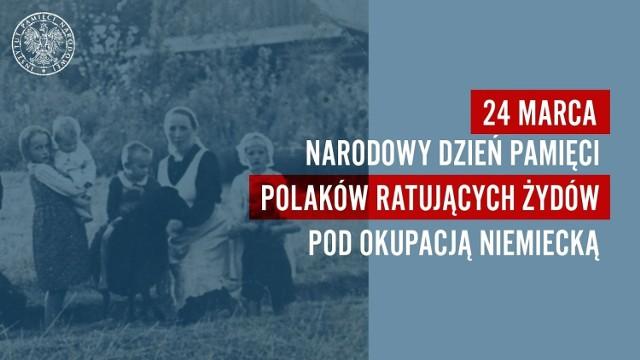 Narodowy Dzień Pamięci Polaków ratujących Żydów