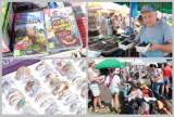 Gorąca niedziela na Pchlim Targu we Włocławku - to się sprzedaje: torebki, biżuteria, borówki [zdjęcia, ceny, 25 lipca 2021]