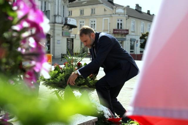 Obchody Święta Wojska Polskiego w Piotrkowie 2019