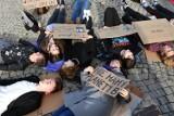 Młodzieżowy Strajk Klimatyczny, manifestacja w Legnicy [ZDJĘCIA]