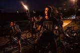 Nocny rajd rowerowy w Skierniewicach [ZDJĘCIA]
