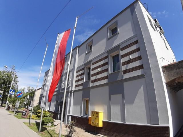 Urząd miejski w w Gorzowie Śląskim