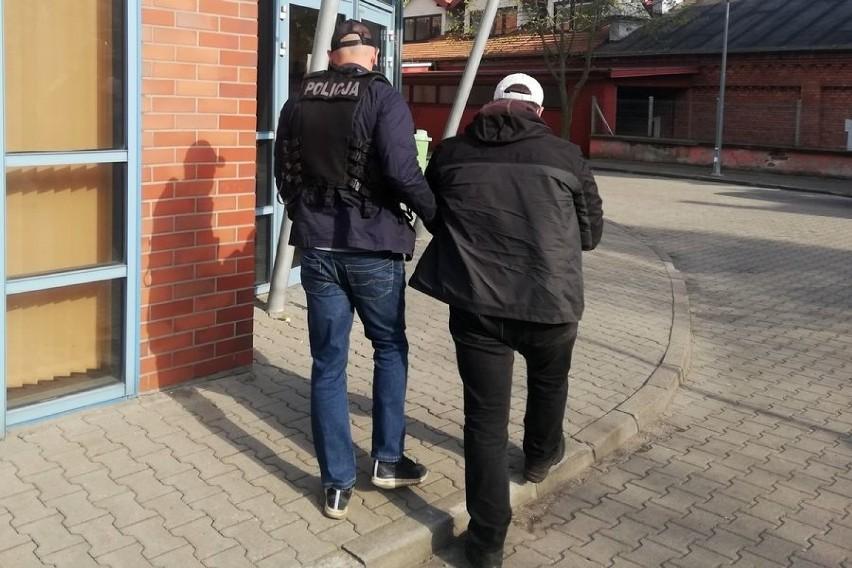 W minionym tygodniu zatrzymano poszukiwanego 36-latka