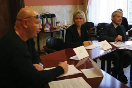 Konferencja odbyła się w Urzędzie Miasta.