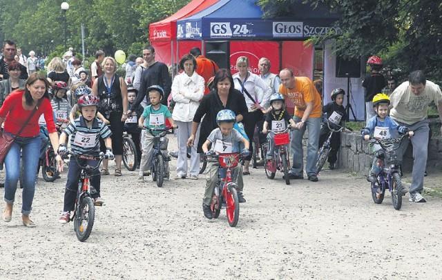 Dziecięcy Turniej na Rowerkach co roku budzi wielkie emocje, zarówno wśród małych uczestników, jak i ich rodzin