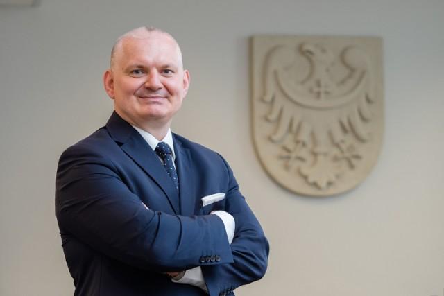 Paweł Wybierała (Bezpartyjni Samorządowcy), wicemarszałek województwa dolnośląskiego