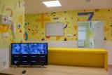 Tarnów. Oddział dziecięcy i chirurgii dziecięcej w szpitalu św. Łukasza po remoncie. Mali pacjenci zyskali lepsze warunki leczenia [ZDJĘCIA]