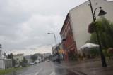 Po burzy w Zduńskiej Woli. Tym razem bez zalanych ulic (16.08) ZDJĘCIA