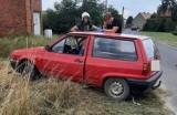 Wypadek w Nowej Wsi Niechanowskiej. Jedna osoba trafiła do szpitala