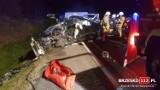 Witowice Dolne. Tragiczny wypadek na DK75. Nie żyje jedna osoba