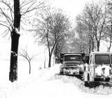 """Straszą """"Bestią Ze wschodu"""", a przecież dawniej zimy były naprawdę surowe. Zima w Inowrocławiu i regionie w 1963 r."""
