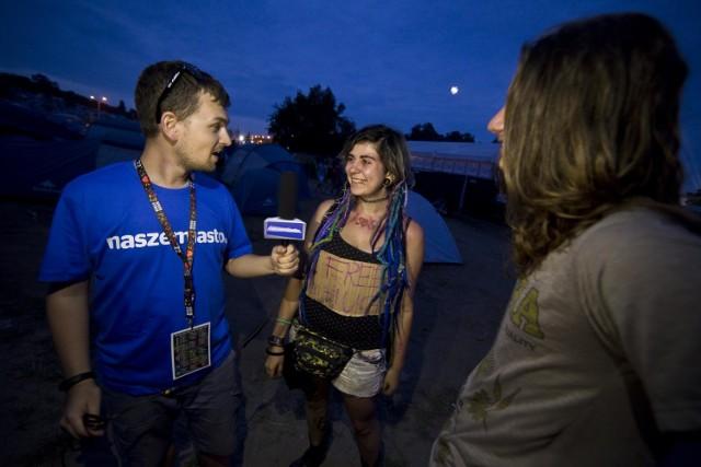Jesteśmy z Wami na 23. Przystanku Woodstock. Szukajcie redakcji naszemiasto.pl!