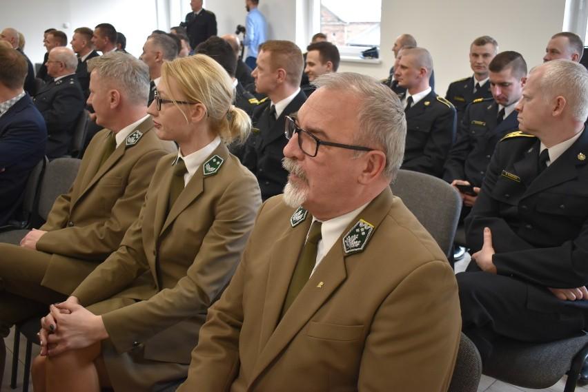 Narada roczna podsumowująca działalność Komendy Powiatowej Państwowej Straży Pożarnej w Pleszewie