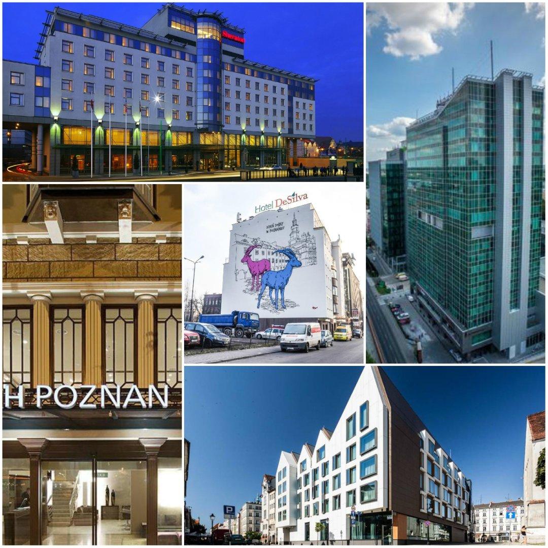 Poznań Za Pół Ceny 2018. Noclegi W Poznaniu: Hotele