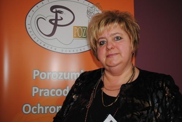 -System ochrony zdrowia potrzebuje reform - mówi Bożena Janicka, prezes PPOZ w Koninie