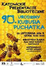 90. urodziny Kubusia Puchatka w Bibliotece Śląskiej. Sporo atrakcji dla dzieci
